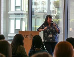 Apps in Healthcare panelist, Julie Cooper